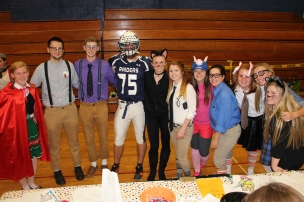 Safe Trick Or Treat Night, Tamaqua Area Senior High School, Tamaqua, 10-29-2015 (11)