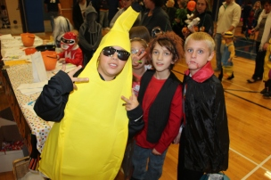 Safe Trick Or Treat Night, Tamaqua Area Senior High School, Tamaqua, 10-29-2015 (12)