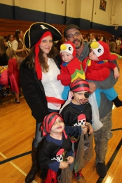 Safe Trick Or Treat Night, Tamaqua Area Senior High School, Tamaqua, 10-29-2015 (123)