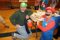 Safe Trick Or Treat Night, Tamaqua Area Senior High School, Tamaqua, 10-29-2015 (142)