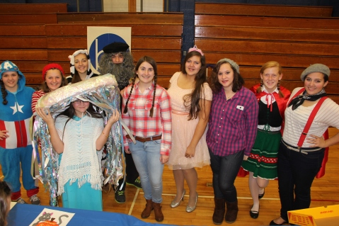 Safe Trick Or Treat Night, Tamaqua Area Senior High School, Tamaqua, 10-29-2015 (15)