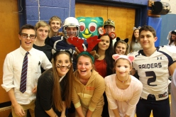 Safe Trick Or Treat Night, Tamaqua Area Senior High School, Tamaqua, 10-29-2015 (159)