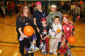 Safe Trick Or Treat Night, Tamaqua Area Senior High School, Tamaqua, 10-29-2015 (24)
