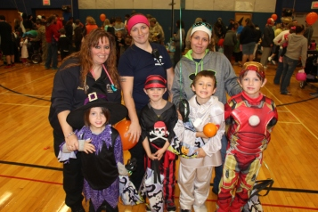 Safe Trick Or Treat Night, Tamaqua Area Senior High School, Tamaqua, 10-29-2015 (25)
