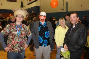 Safe Trick Or Treat Night, Tamaqua Area Senior High School, Tamaqua, 10-29-2015 (29)