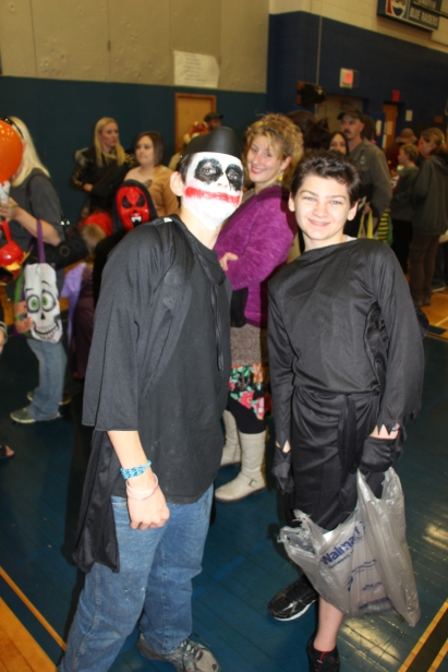 Safe Trick Or Treat Night, Tamaqua Area Senior High School, Tamaqua, 10-29-2015 (32)