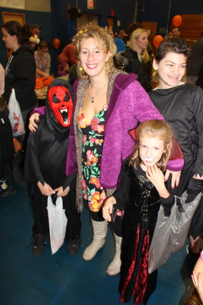 Safe Trick Or Treat Night, Tamaqua Area Senior High School, Tamaqua, 10-29-2015 (33)