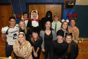 Safe Trick Or Treat Night, Tamaqua Area Senior High School, Tamaqua, 10-29-2015 (37)