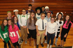 Safe Trick Or Treat Night, Tamaqua Area Senior High School, Tamaqua, 10-29-2015 (40)