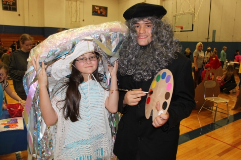 Safe Trick Or Treat Night, Tamaqua Area Senior High School, Tamaqua, 10-29-2015 (56)