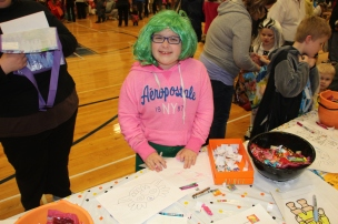 Safe Trick Or Treat Night, Tamaqua Area Senior High School, Tamaqua, 10-29-2015 (59)