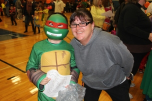 Safe Trick Or Treat Night, Tamaqua Area Senior High School, Tamaqua, 10-29-2015 (60)
