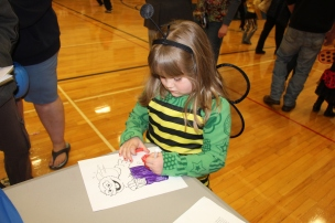 Safe Trick Or Treat Night, Tamaqua Area Senior High School, Tamaqua, 10-29-2015 (61)