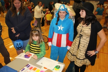 Safe Trick Or Treat Night, Tamaqua Area Senior High School, Tamaqua, 10-29-2015 (64)