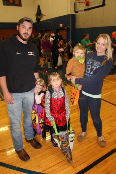 Safe Trick Or Treat Night, Tamaqua Area Senior High School, Tamaqua, 10-29-2015 (67)