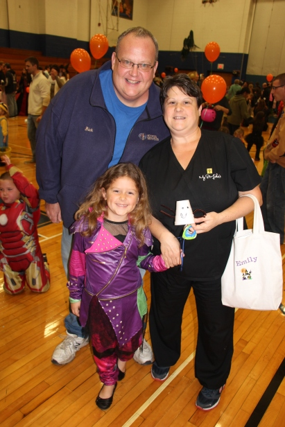 Safe Trick Or Treat Night, Tamaqua Area Senior High School, Tamaqua, 10-29-2015 (7)