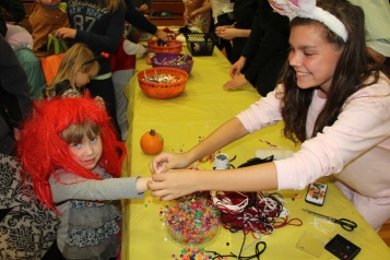 Safe Trick Or Treat Night, Tamaqua Area Senior High School, Tamaqua, 10-29-2015 (75)