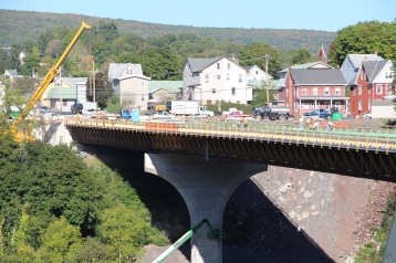 Status of Bridge Construction, Jim Thorpe, 10-5-2015 (10)
