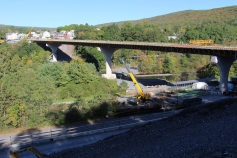 Status of Bridge Construction, Jim Thorpe, 10-5-2015 (15)