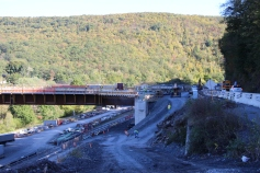 Status of Bridge Construction, Jim Thorpe, 10-5-2015 (16)