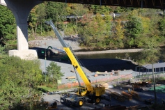 Status of Bridge Construction, Jim Thorpe, 10-5-2015 (17)