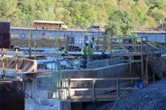 Status of Bridge Construction, Jim Thorpe, 10-5-2015 (5)