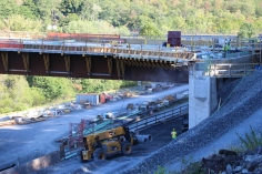Status of Bridge Construction, Jim Thorpe, 10-5-2015 (8)