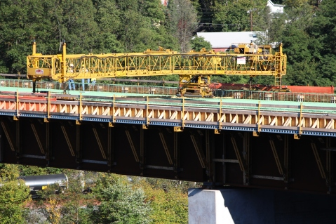 Status of Bridge Construction, Jim Thorpe, 10-5-2015 (9)