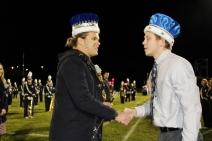 Tamaqua Area Homecoming Game, King and Queen, Sports Stadium, Tamaqua, 10-16-2015 (143)