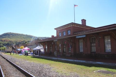 Tamaqua Heritage Festival, via Tamaqua Historical Society, Downtown Tamaqua, 10-11-2015 (1)