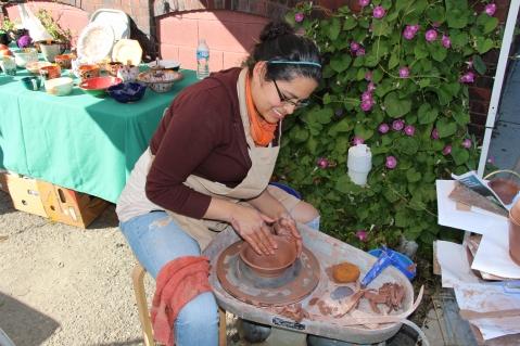 Tamaqua Heritage Festival, via Tamaqua Historical Society, Downtown Tamaqua, 10-11-2015 (302)