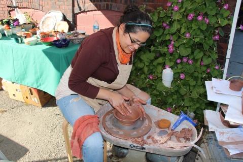 Tamaqua Heritage Festival, via Tamaqua Historical Society, Downtown Tamaqua, 10-11-2015 (303)