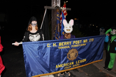 Tamaqua Lions Club Halloween Parade, Broad Street, Tamaqua, 10-27-2015 (1)