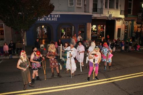 Tamaqua Lions Club Halloween Parade, Broad Street, Tamaqua, 10-27-2015 (150)