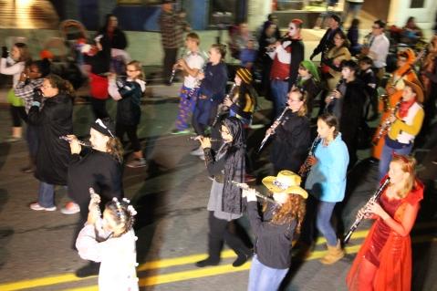 Tamaqua Lions Club Halloween Parade, Broad Street, Tamaqua, 10-27-2015 (420)