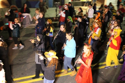 Tamaqua Lions Club Halloween Parade, Broad Street, Tamaqua, 10-27-2015 (421)