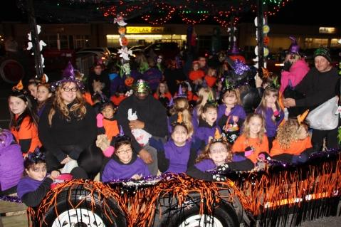 Tamaqua Lions Club Halloween Parade, Broad Street, Tamaqua, 10-27-2015 (57)
