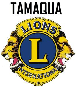 Tamaqua Lions Club logo