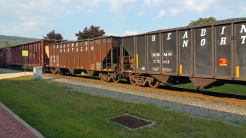 Train Through Tamaqua, 9-1-2015 (11)