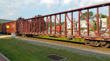 Train Through Tamaqua, 9-1-2015 (12)