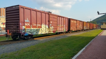 Train Through Tamaqua, 9-1-2015 (20)