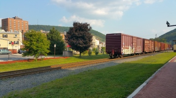 Train Through Tamaqua, 9-1-2015 (22)