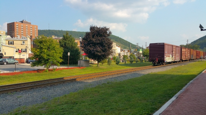 Train Through Tamaqua, 9-1-2015 (23)