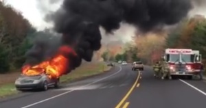 Screenshot courtesy of Schuylkill County Police/Fire/EMS on Facebook.