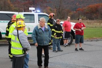 Water Rescue Response, Tuscarora State Park, Barnesville, 10-31-2015 (10)