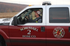 Water Rescue Response, Tuscarora State Park, Barnesville, 10-31-2015 (22)