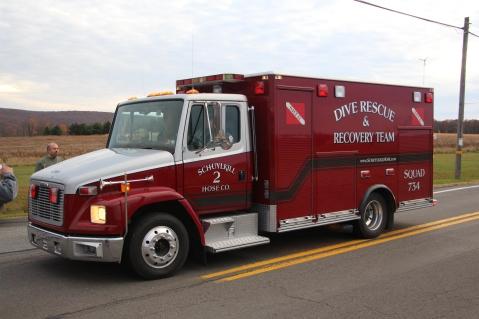 Water Rescue Response, Tuscarora State Park, Barnesville, 10-31-2015 (27)