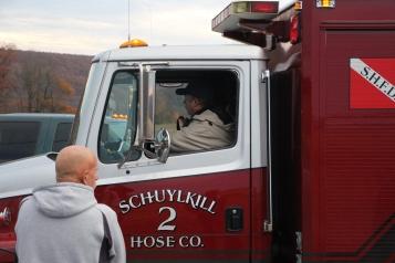 Water Rescue Response, Tuscarora State Park, Barnesville, 10-31-2015 (31)