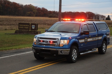 Water Rescue Response, Tuscarora State Park, Barnesville, 10-31-2015 (32)