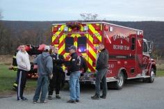 Water Rescue Response, Tuscarora State Park, Barnesville, 10-31-2015 (48)